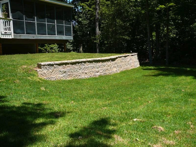 Backyard Hill Erosion : Stop Erosion With Spreading Ground Cover